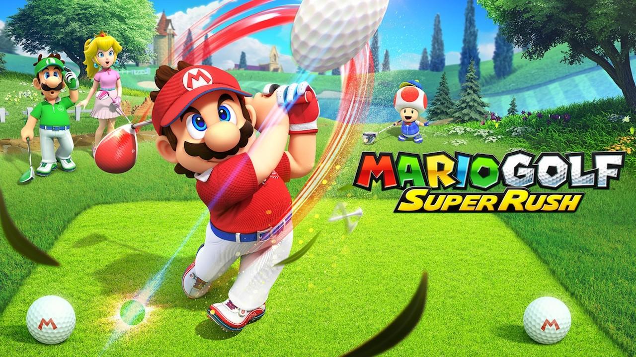 Nintendo svela in anteprima nuovi dettagli di Mario Golf: Super Rush thumbnail