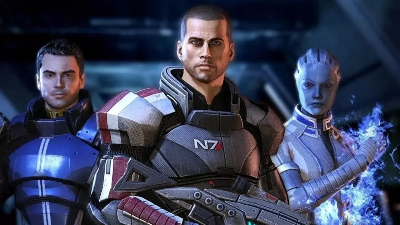 Mass Effect Legendary Edition: ecco il video di gameplay thumbnail