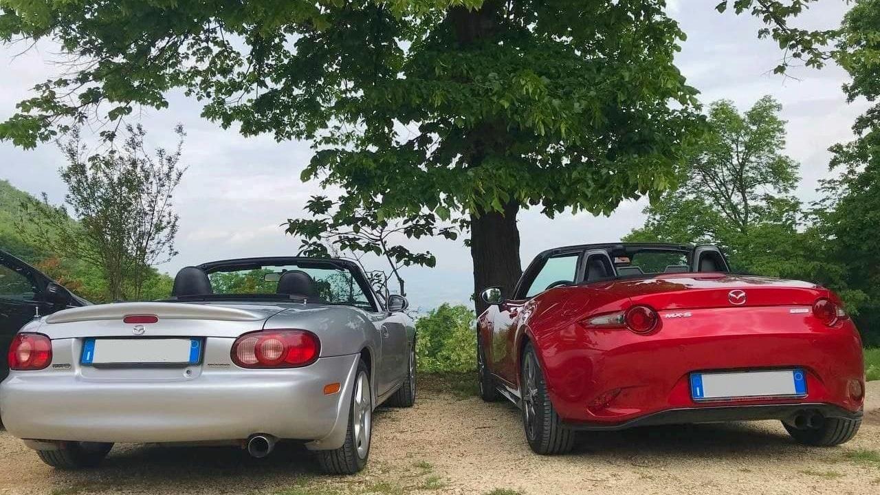 """Torna il Raduno Nazionale Mazda MX-5, e sarà """"diffuso"""": il 23 maggio va in scena MX-5 Back to Drive thumbnail"""
