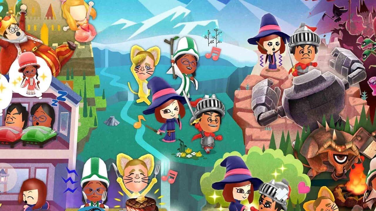 Miitopia: disponibile l'RPG basato sui Mii Nintendo thumbnail