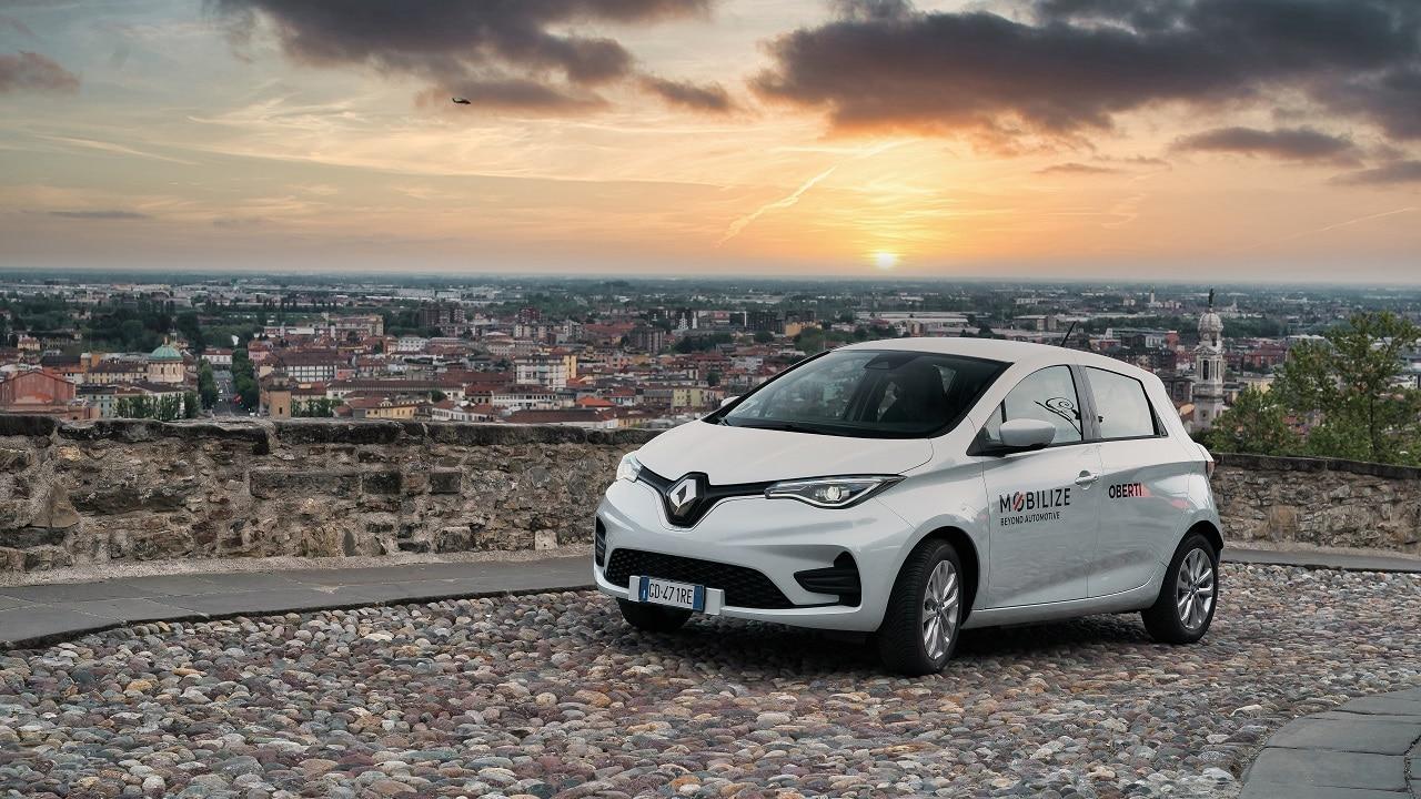 Il Car Sharing del Gruppo Renault debutta in Italia: nasce Mobilize a Bergamo thumbnail