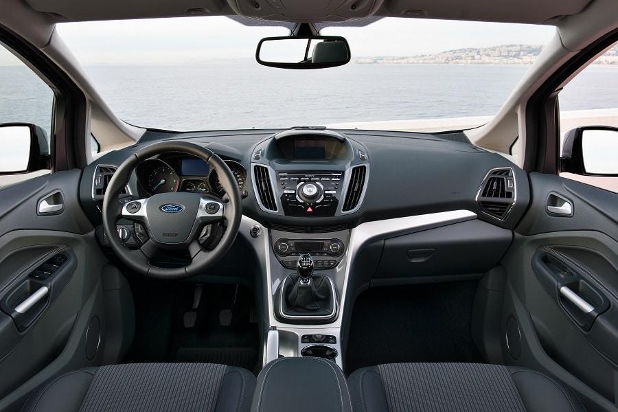 Monovolume-usato-Ford-C-Max-interni