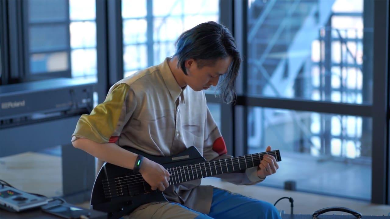 Motion Sonic, il dispositivo indossabile dedicato ai musicisti thumbnail