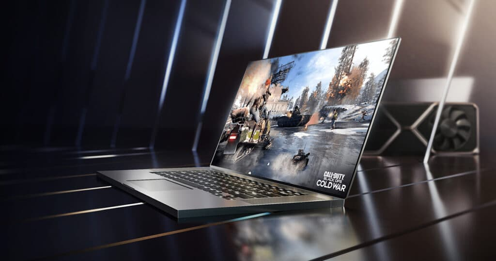NVIDIA Laptop GeForce