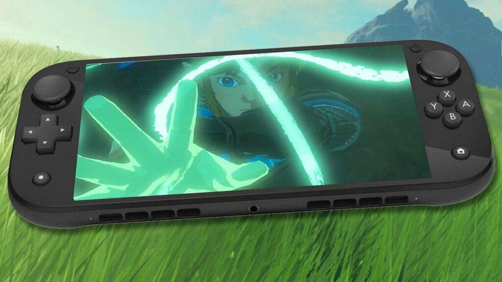 Nintendo Switch Pro annuncio