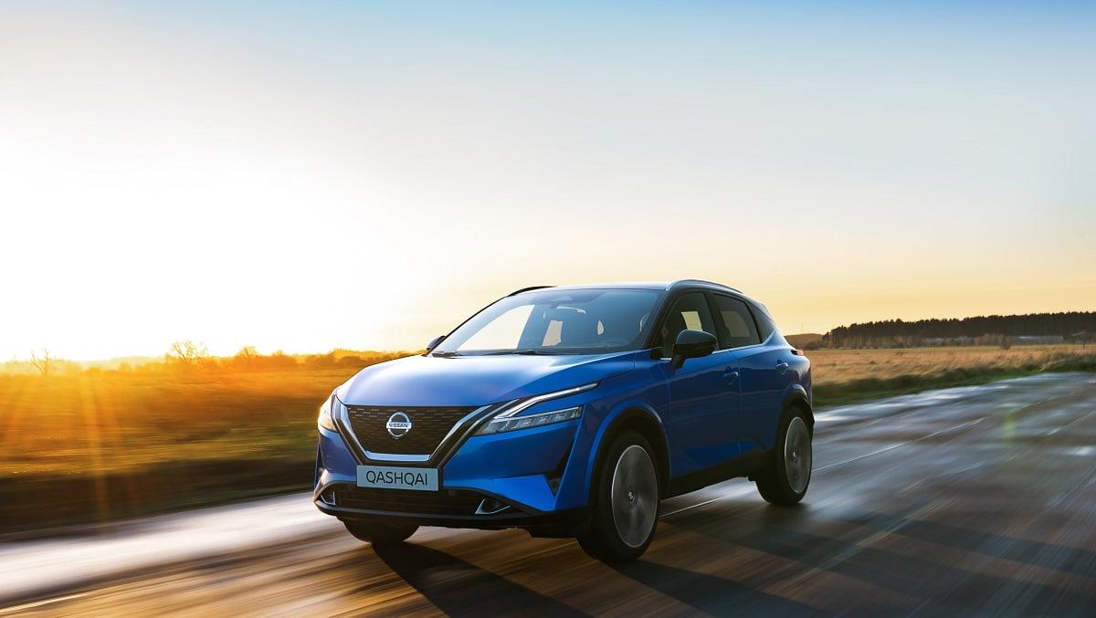Nissan Qashqai utilizza l'alluminio leggero per essere più sostenibile thumbnail