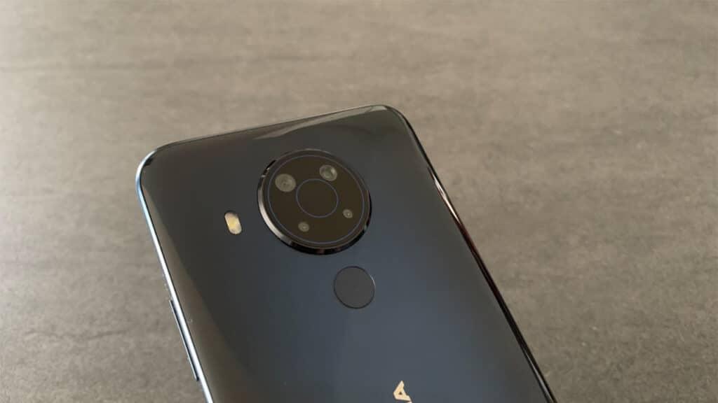 Nokia 5.4 recensione - fotocamere