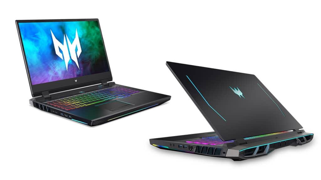 Notebook PC Acer - Predator Helios 500