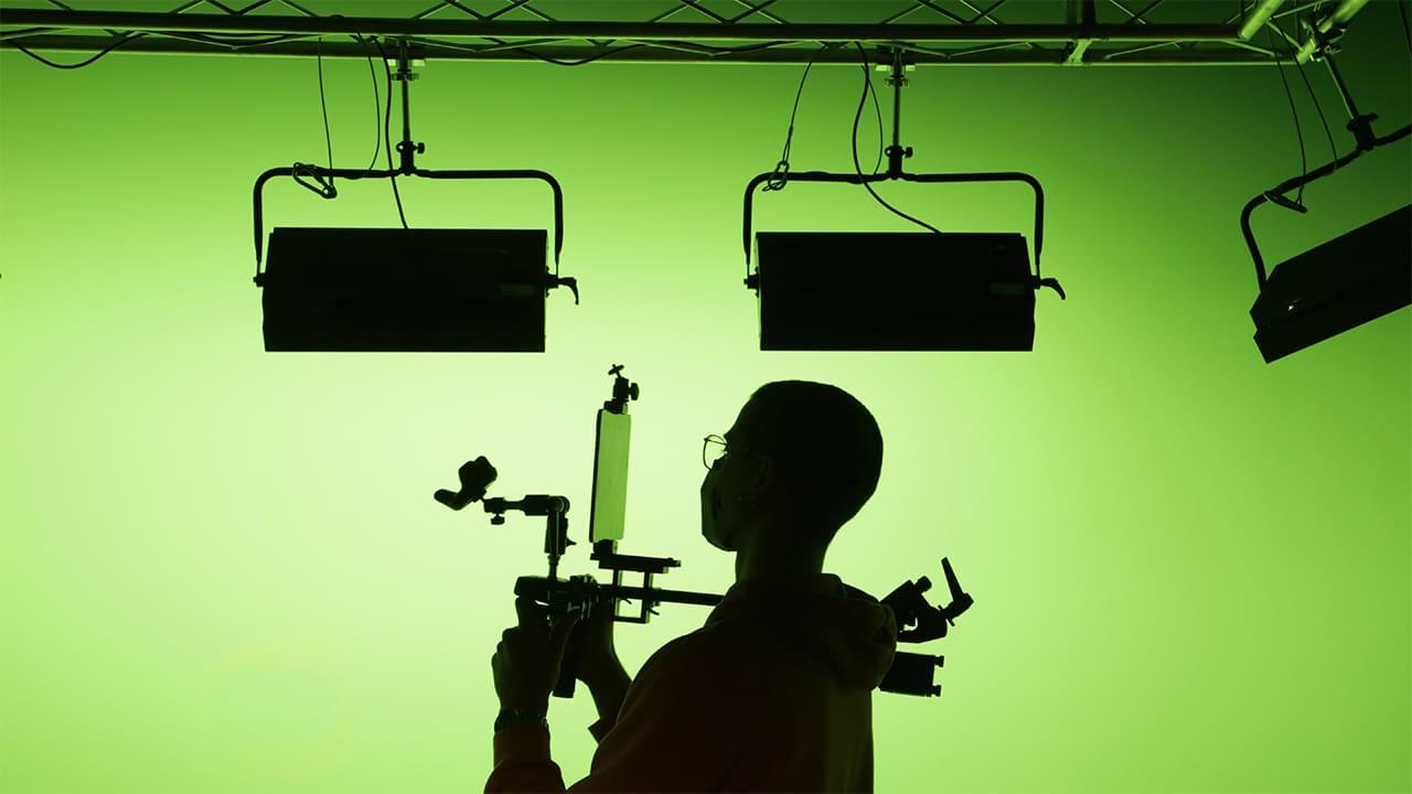 NABA realizzerà nel proprio campus milanese un Virtual Set per la produzione di due cortometraggi thumbnail
