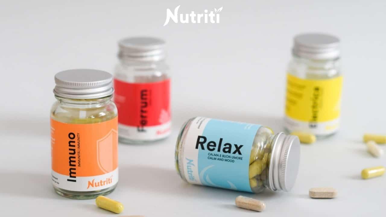 Gli integratori alimentari diventano smart con Nutriti Wellness thumbnail
