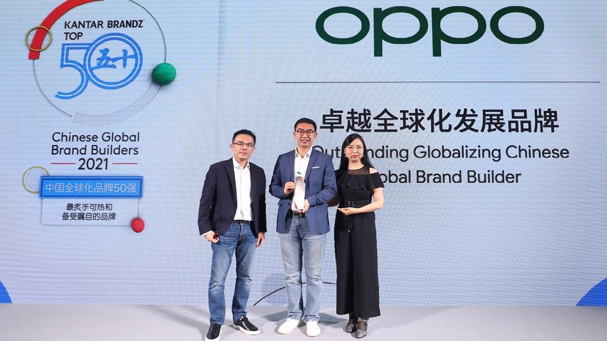 OPPO ottiene il 6° posto nella Top 50 Kantar Brandz thumbnail