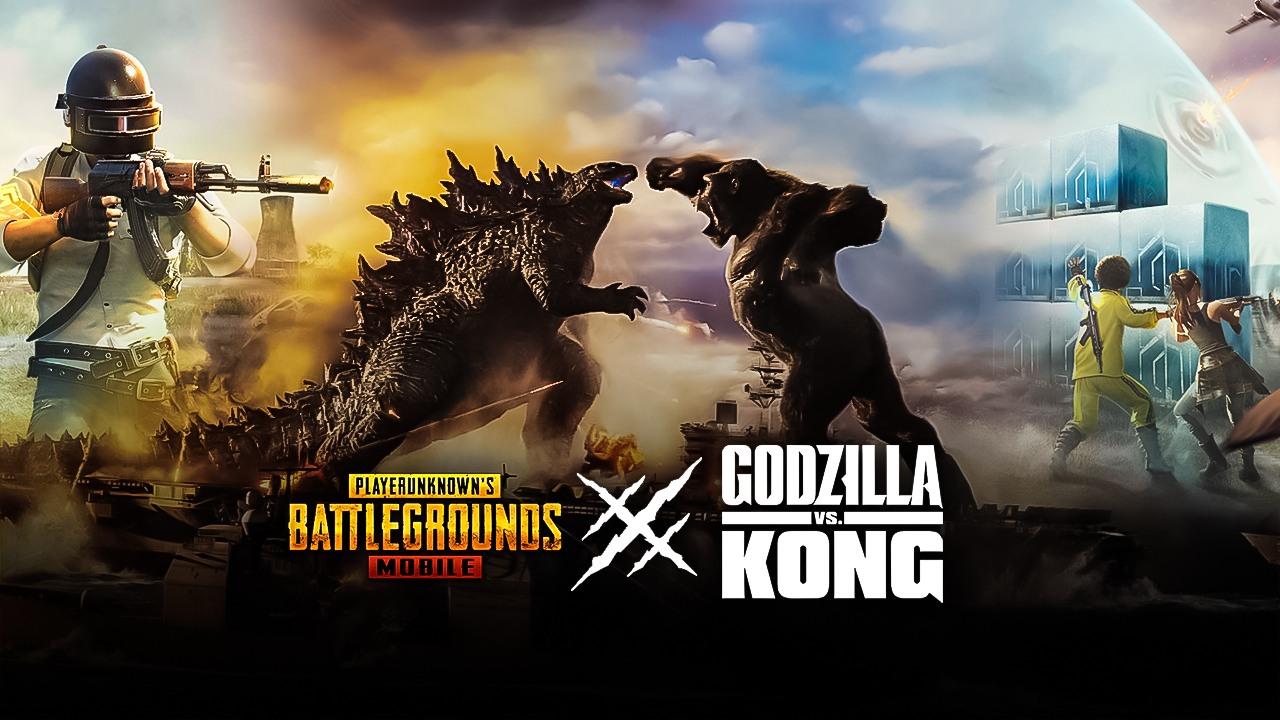 PUBG mobile: Godzilla e Kong arrivano in game grazie ad un crossover thumbnail