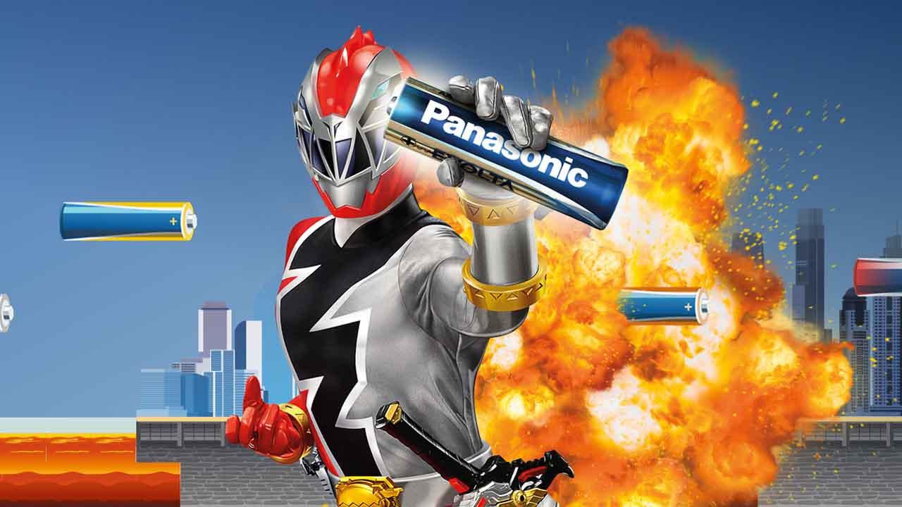 Arriva Power Up: il videogioco a premi sui Power Rangers thumbnail
