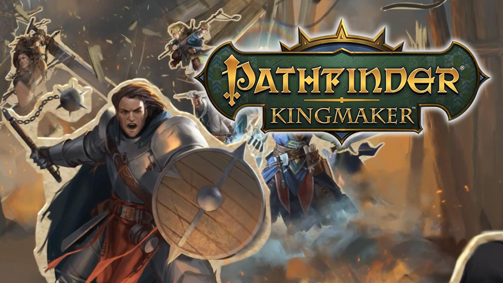 Pathfinder Kingmaker arriva ufficialmente su Epic Game Store thumbnail