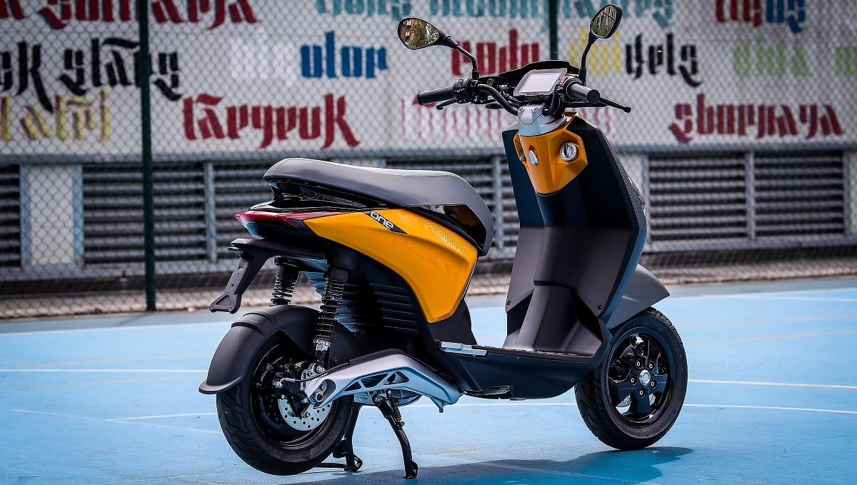 Piaggio ONE: il nuovo e-scooter si mostra in anteprima su Tik Tok thumbnail