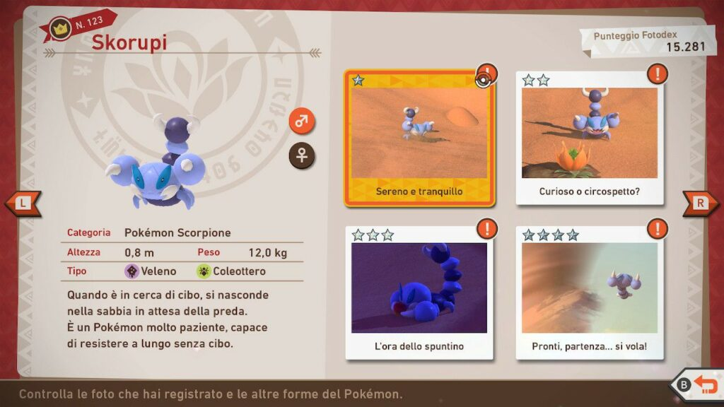 New Pokémon Snap Recensione