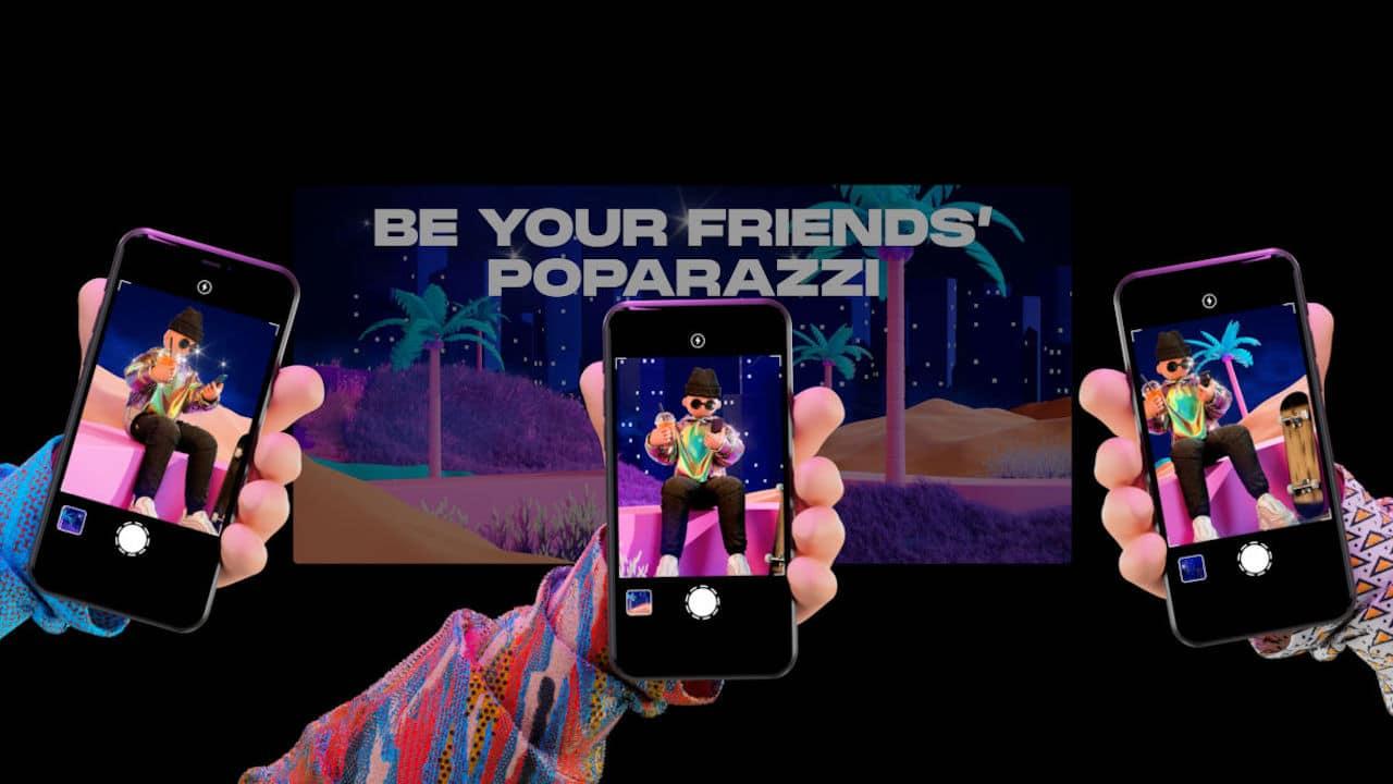 Perchè Poparazzi sta spopolando nell'App Store? thumbnail