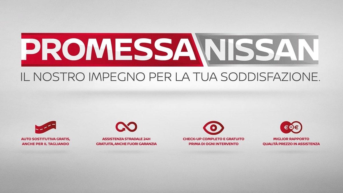 Promessa Nissan: tanti servizi d'assistenza garantiti al cliente thumbnail