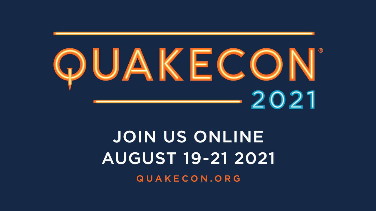 Il QuakeCon sarà di nuovo un evento digitale thumbnail