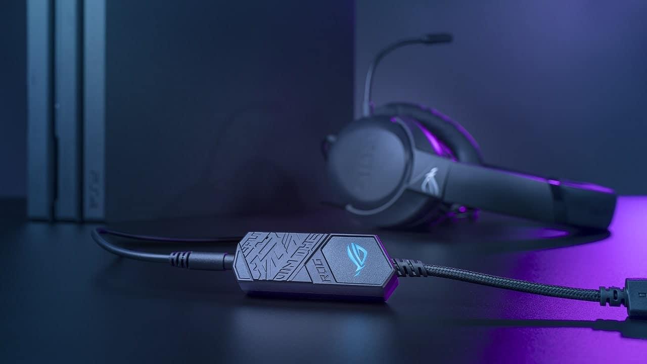 Asus alza la qualità audio con ROG Clavis e ROG Cetra II Core thumbnail