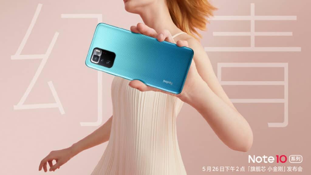 Redmi Note 10 Ultra caratteristiche anticipazioni