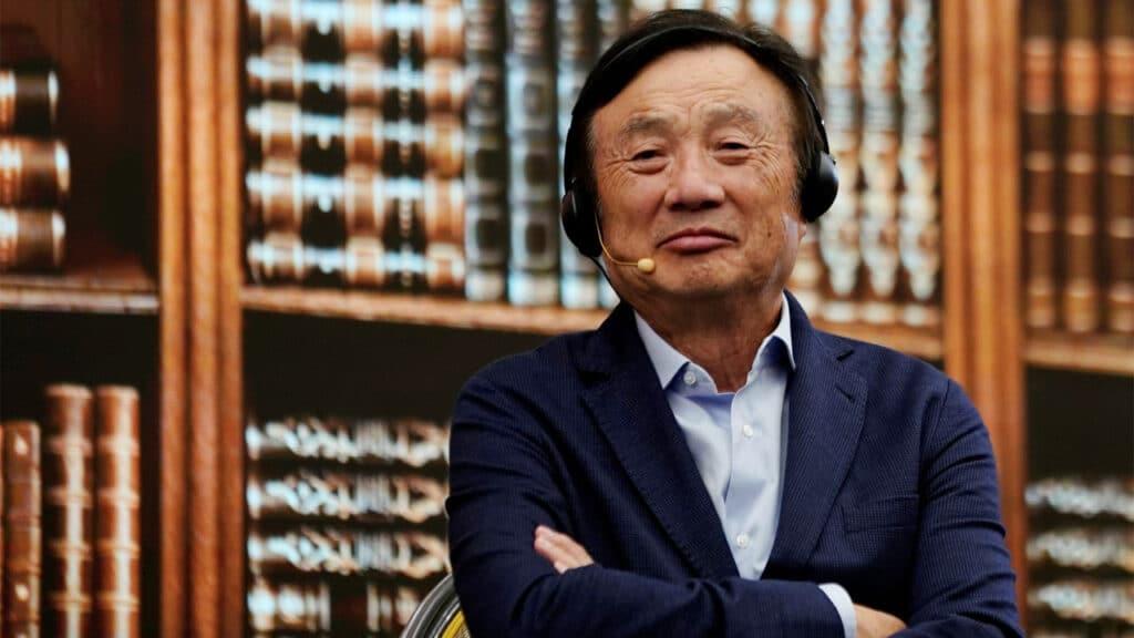 Ren Zhengfei - founder e CEO Huawei