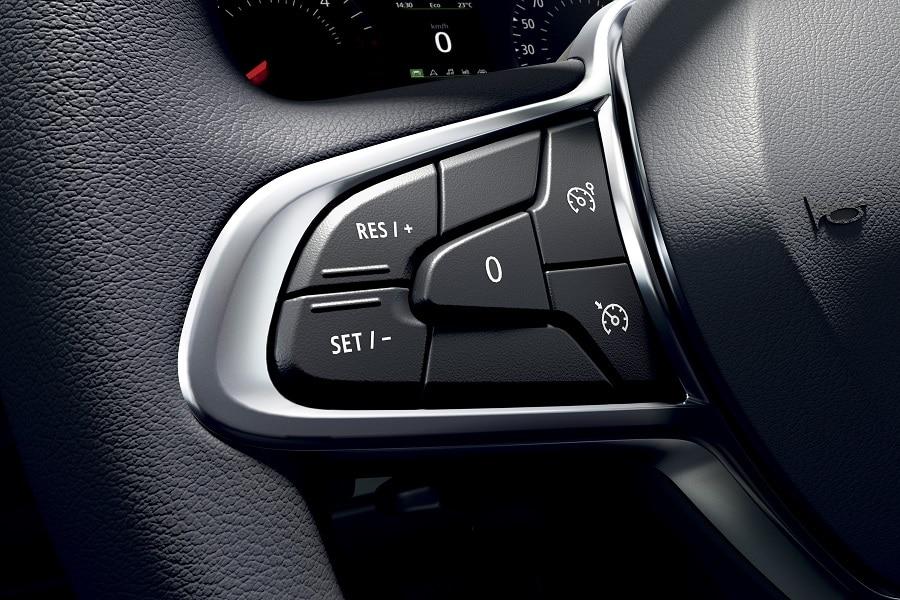 Renault Kangoo 2021 Cruise Control