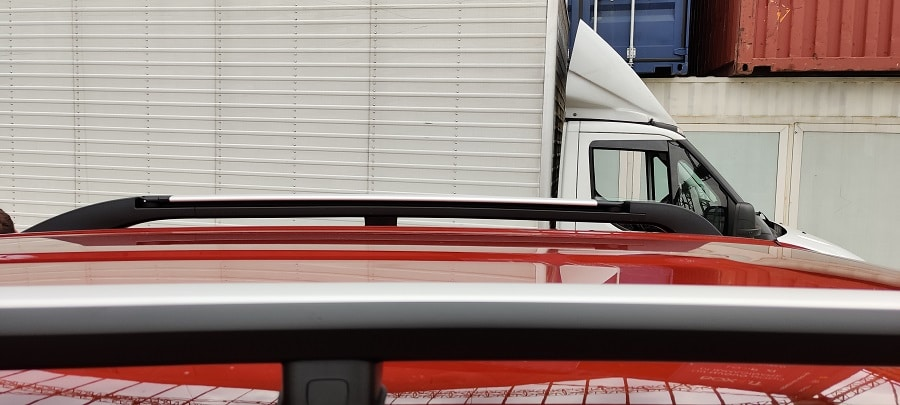 Renault Kangoo 2021 barre da tetto