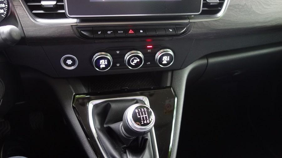 Renault Kangoo 2021 cambio manuale