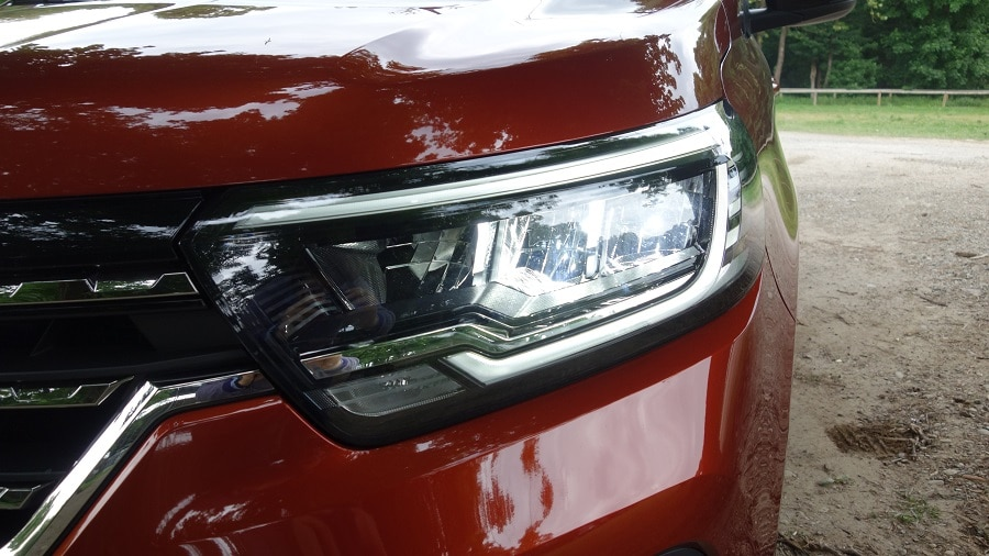 Renault Kangoo 2021 fari