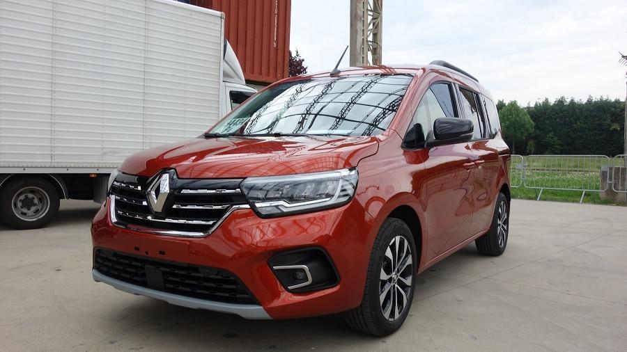Renault Kangoo 2021 frontale