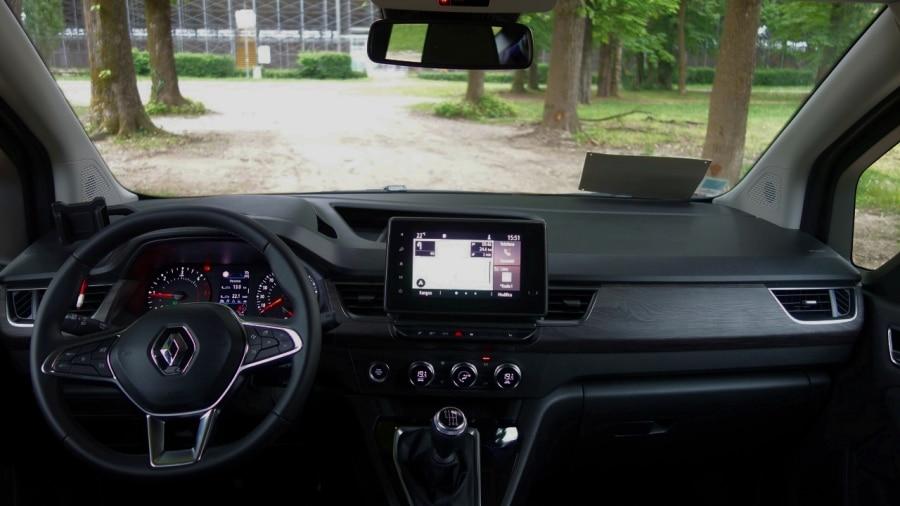 Renault Kangoo 2021 interni_Fotor