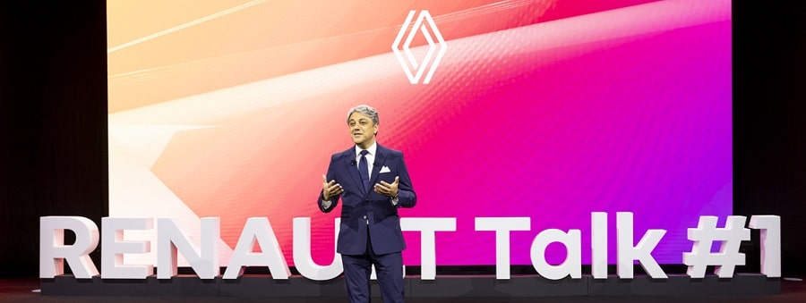 Renault Talk Luca de Meo