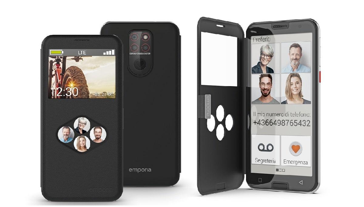 Emporia SMART.5: lo smartphone arriva ufficialmente in Italia thumbnail