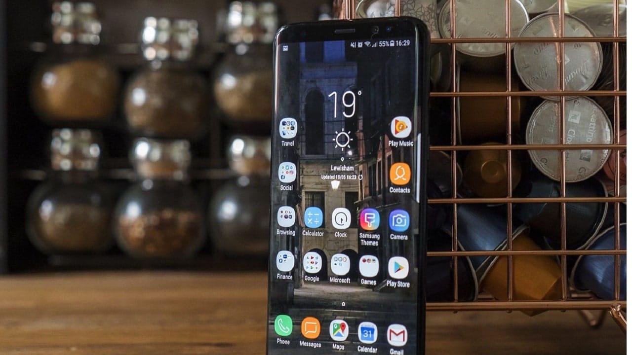 Samsung termina ufficialmente il supporto per Galaxy S8 thumbnail