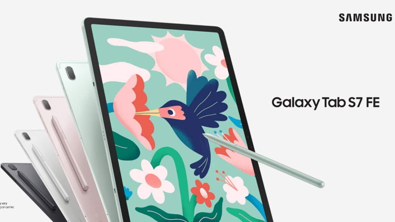 Samsung presenta Galaxy Tab S7 FE e Galaxy Tab A7 Lite thumbnail