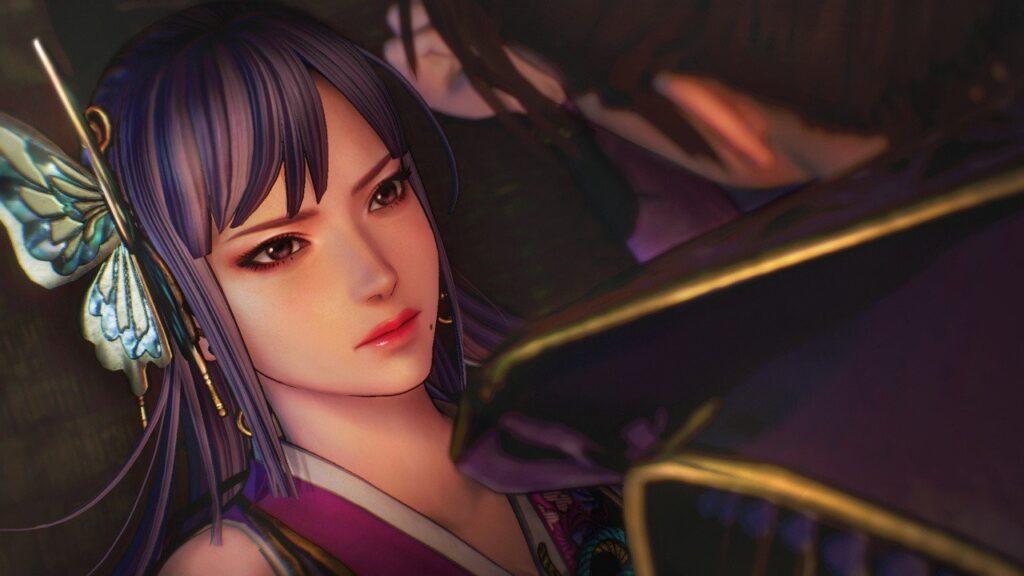 Samurai Warriors 5 personaggi