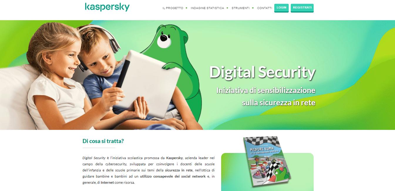 Sicurezza digitale e bambini: il progetto Midori Motorsport thumbnail