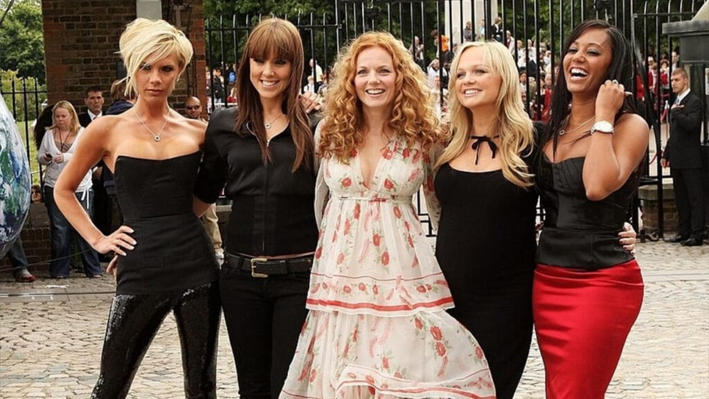 spice girls - sequel film