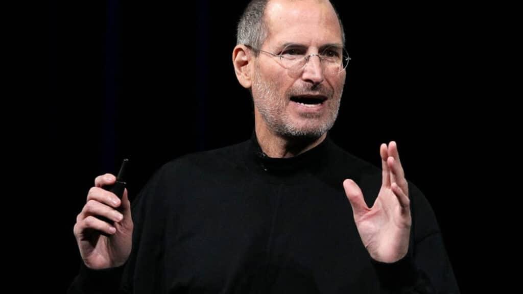 Steve Jobs abbigliamento- Apple