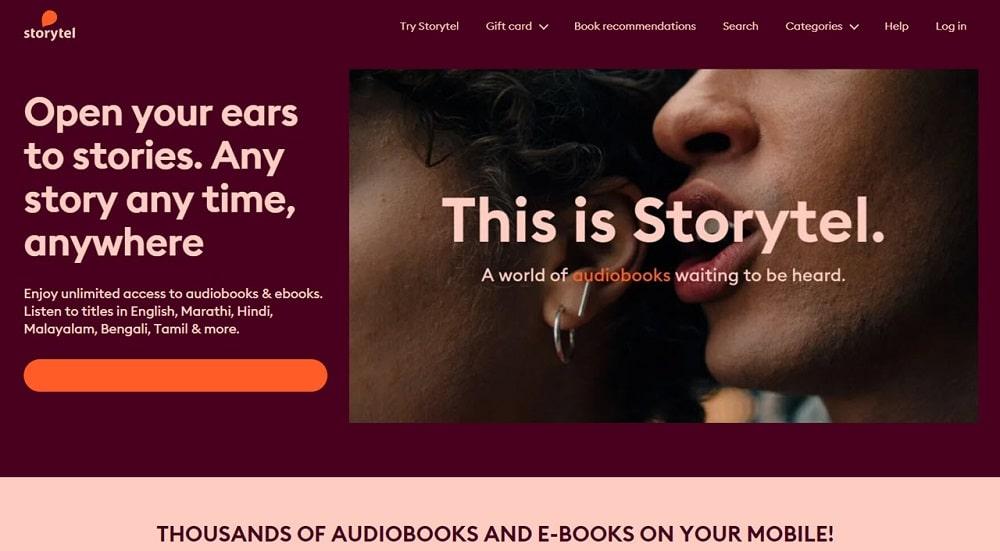 Spotify e Storytel, la partnership