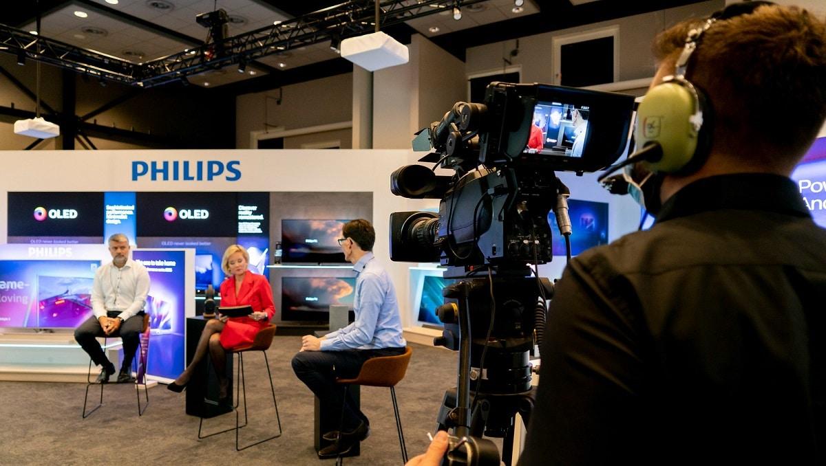 TP Vision annuncia un evento dedicato ai prodotti prodotti Philips TV & Sound thumbnail