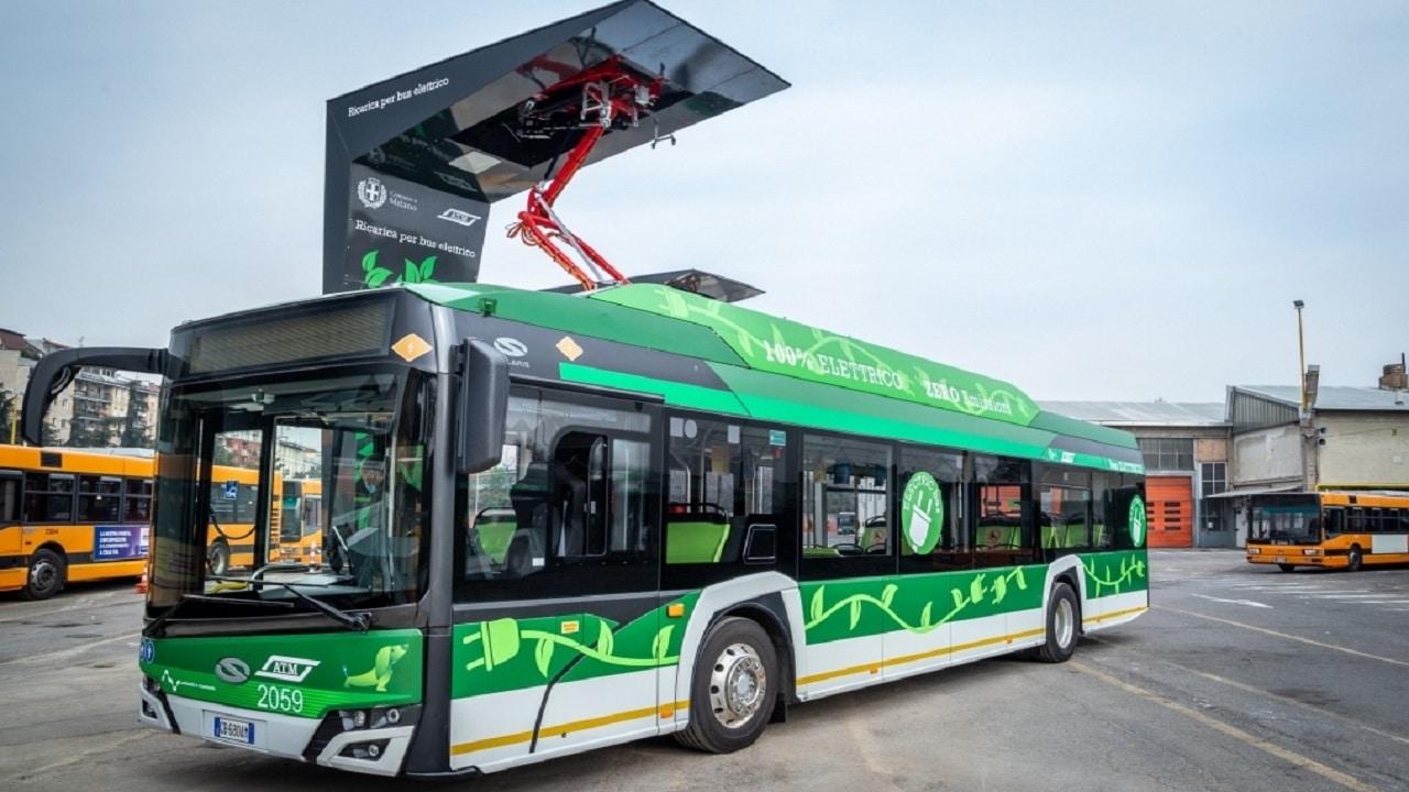 Il Politecnico di Milano, ATM e Comune di Milano annunciano Tech Bus thumbnail