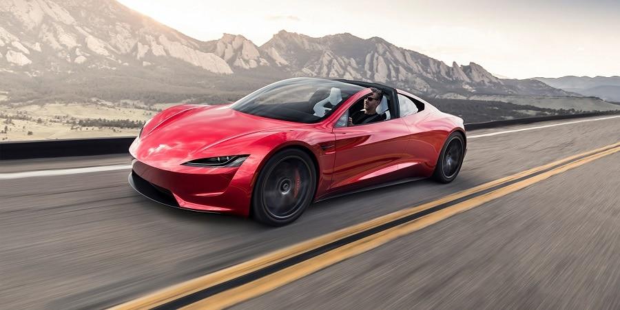 Tesla Roadster frontale (1)