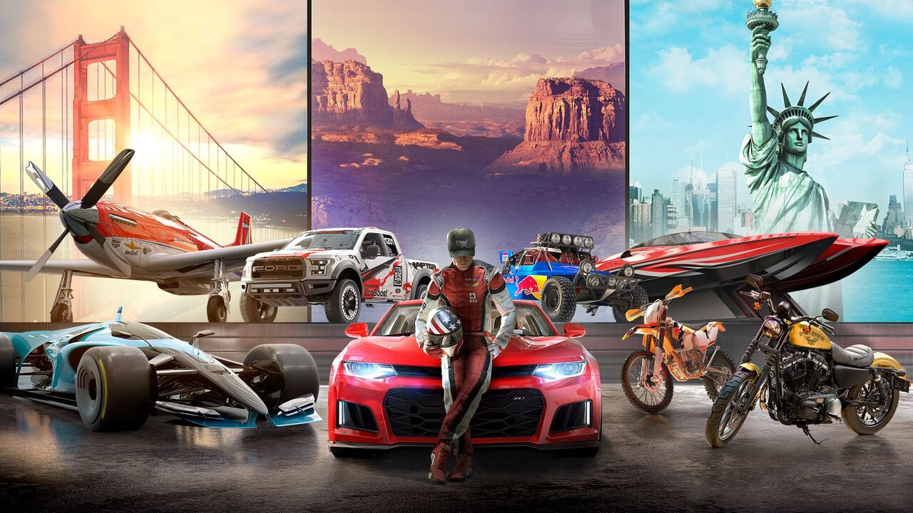 The Crew 2 si aggiorna con The Game e tanti nuovi contenuti thumbnail