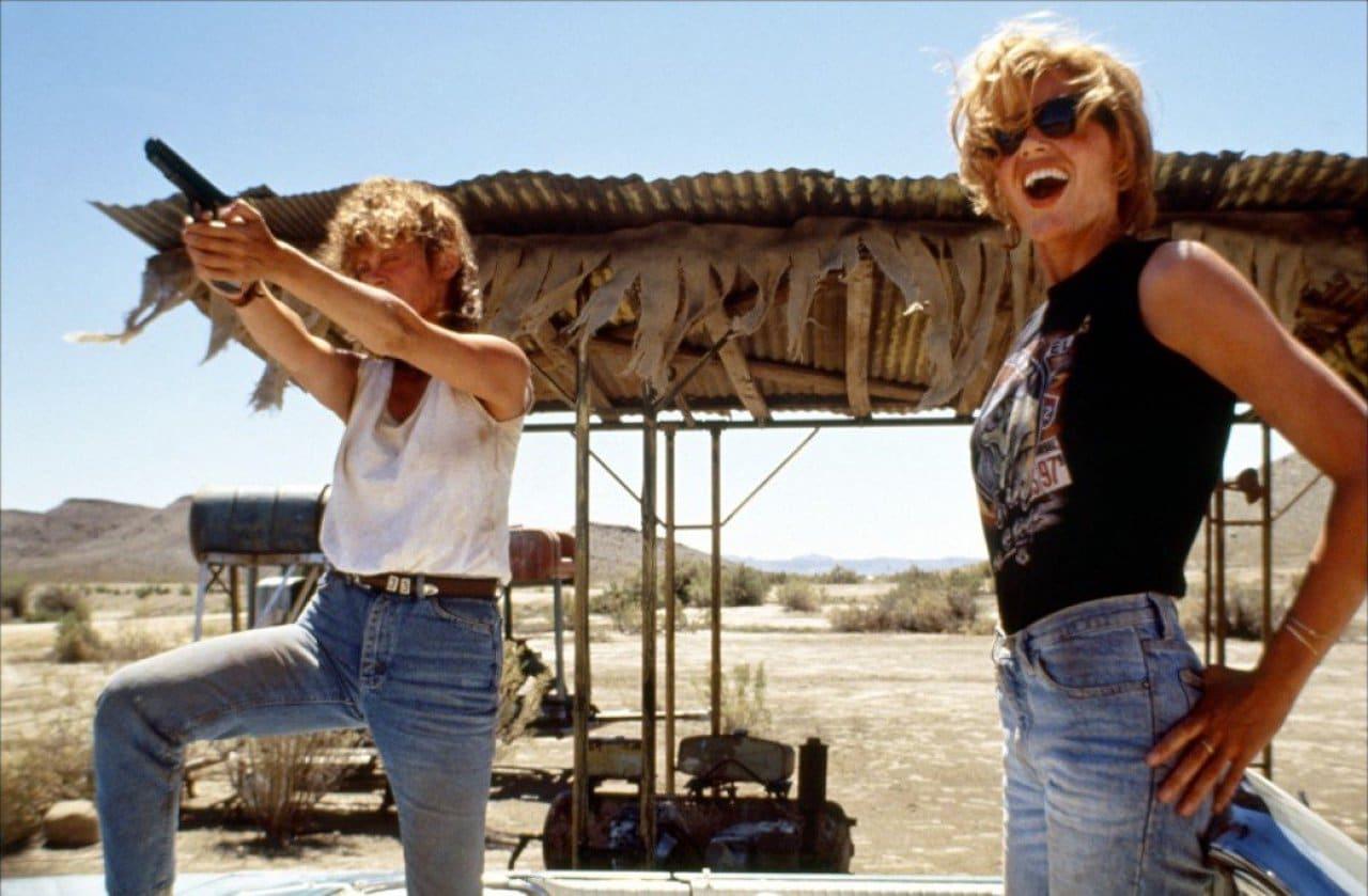 Thelma & Louise: i 30 anni del capolavoro di Ridley Scott thumbnail