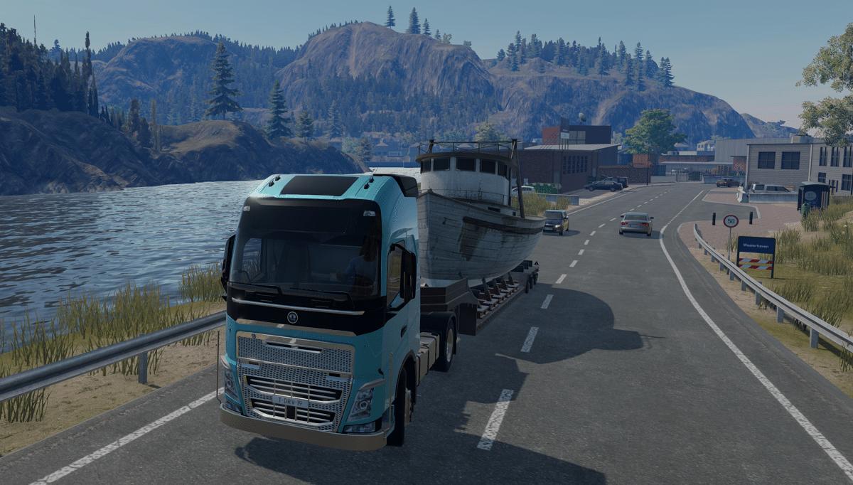 Truck Driver: la versione PC è in sviluppo da SOEDESCO Studios thumbnail