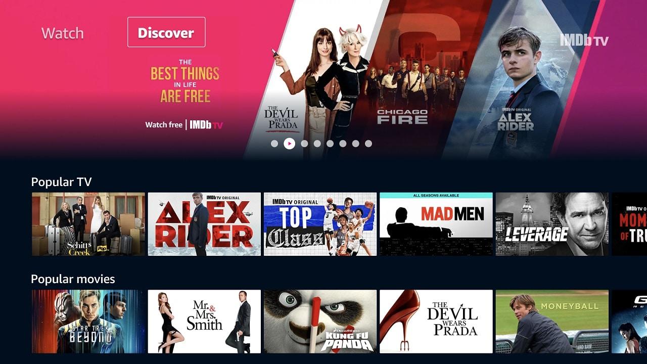 Il business di Amazon, che include IMDb TV e Twitch, raggiunge 120 milioni di spettatori mensili thumbnail