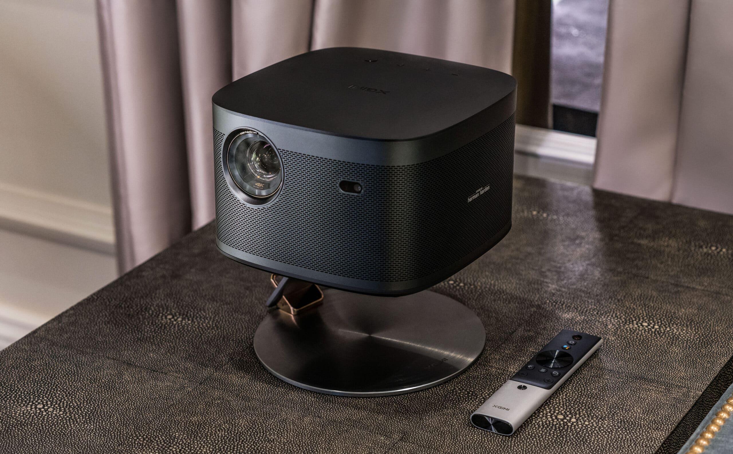 XGIMI 4K, nuovi videoproiettori per la tua casa thumbnail