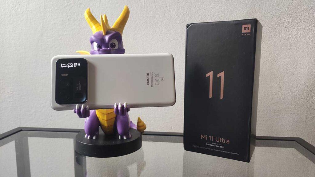 Xiaomi Mi 11 Ultra recensione copertina